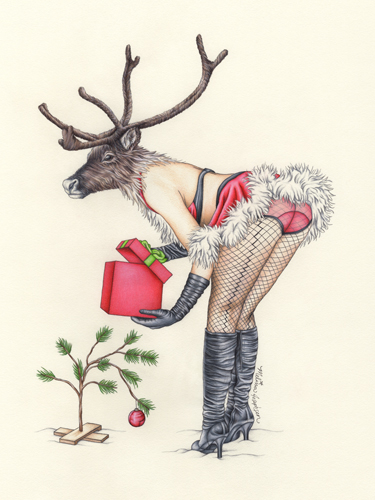 Santa's Secret Helper © MelJo JoJo